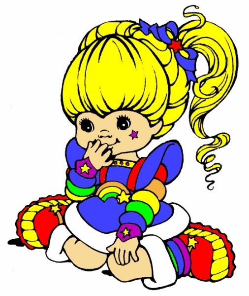However Planning A Rainbow Brite Party Wasnt As Easy I Thought For One Thing Items Arent Readily Available Anymore In The Philippines
